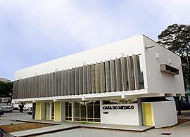 Fachada da Casa do Médico após as reformas. Foto: Mário Lúcio Sapucahy